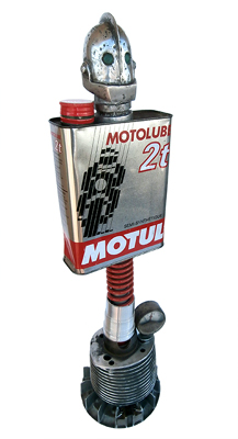 Iron MOTUL no 1/8